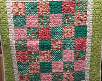 Foxy Lady Quilt