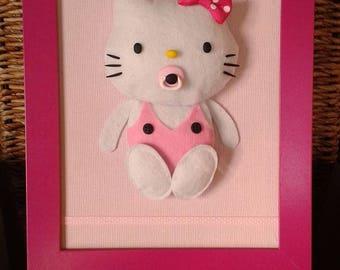 TO order: Painting Original customizable child - BB HK