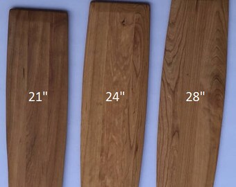 Contemporary Cherry Cutting Boards