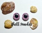 Eyechips 13 mm - Coloris Shell Powder - Edition Limitée  Taille Pullip Modèles Récents