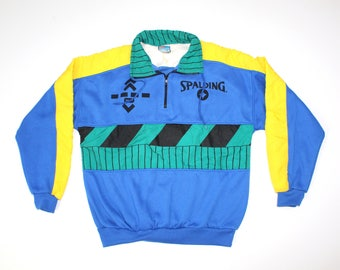 Vintage Spalding Spellout Jacket