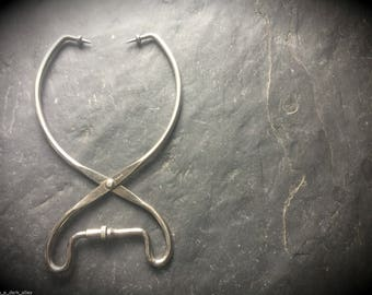 Vintage Skull Clamp - Surgical Traction - Medical - Surgical - Cabinet of Curiosity