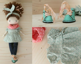 Doll Clothes for NEW CUTE DOLLS, Doll Shoes, Doll Accessories, Doll Jeans,  Pin Up Headband, Presentation Ideas, Gift Ideas For Girls, Toy