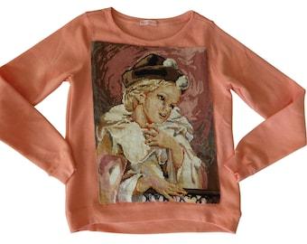 Columbine - S - Collection canvas women's
