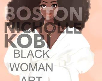 Nicholle kobi x BOSTON EXHIBITION TOUR  2017