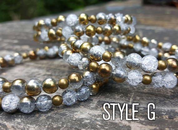 Sector One Mix & Match Bangles: Style G