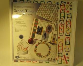 Creative Memories School Times Collection - 12 x 12