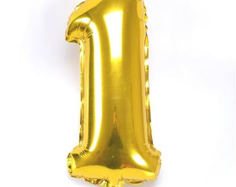 Giant balloons, 40 inches, for him and her, party decorations for her, birthday gold, 18, 21, 30