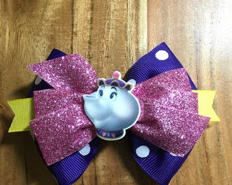 Mrs. Potts Bow