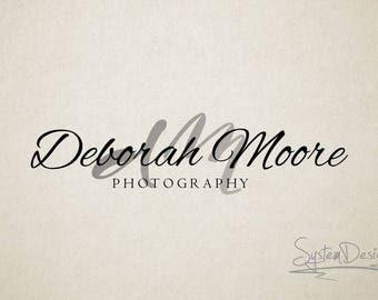 Photography logo Design Photography Premade Logo Watermark Logo Modern logo Simple Logo