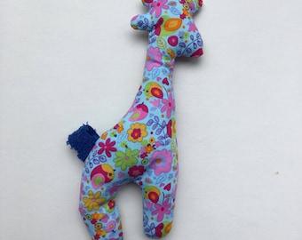Plush giraffe-hug-stuffed animal-kids gift-baby baby shower gift-charity