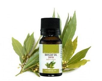 10 ml Pure Organic Bayleaf Essential Oil