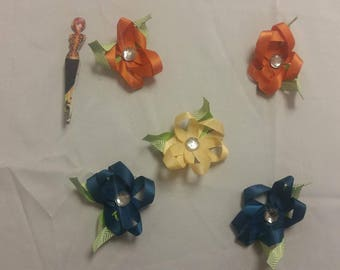 Flower Bow Sets