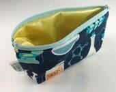 Cloth Snack Bag, Food Safe Snack Bag, Washable Snack Bag