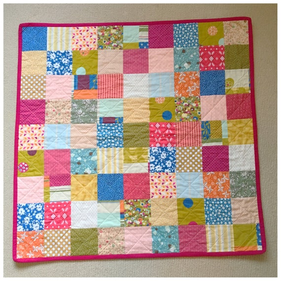 Carnival Patchwork Play Mat