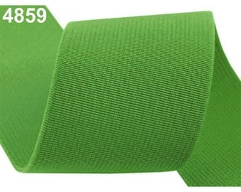 Ribbon and a 5 cm green 4859