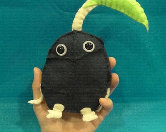 Rock Pikmin inspired from Pikmin 3 Game Plushie - MADE TO ORDER