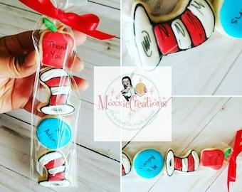 Teacher Appreciation Mini Cookies (3 sets)