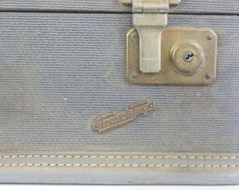 Vintage Travel Joy Suitcase