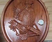 Owl Decor, Clock, Owl, Wo...
