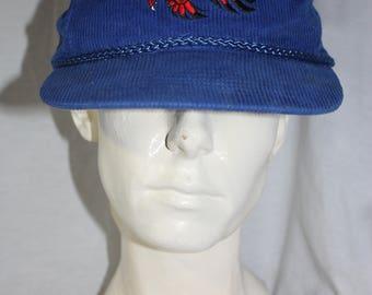 Vitage Corduory ALASKA Trucker Hat