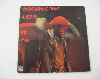 Marvin Gaye - Let's Get It On - Circa 1973