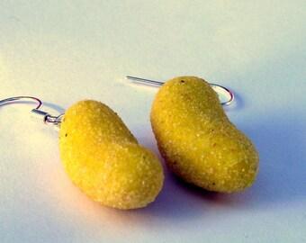 Earrings Gourmet candy banana