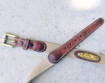 Vintage Jordache Belt