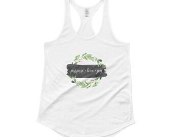 Ladies' Shirttail Tank