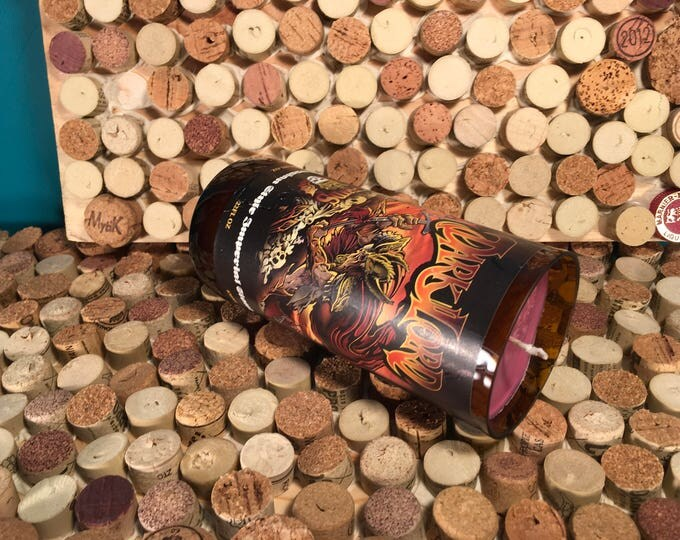 DARK LORD!!!!! Three Floyds Brewery Nag Champa Scented Candle