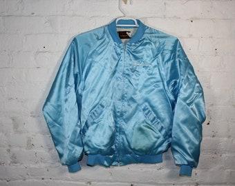 Boeing Jacket coat blue airplane retro