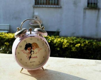 FIORUCCI vintage alarm clock