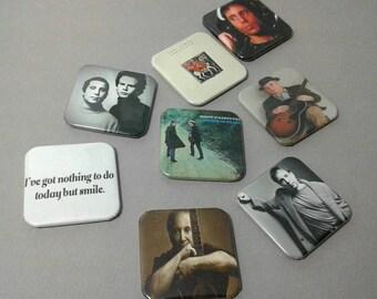 Paul Simon, Simon And Garfunkel, Pin Backs, Pin Art, Sounds Of Silence, Badge Pins, Button Pins, Graceland, Pin Back Pins, Art Garfunkel