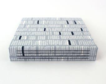 "6.5"" Square Photo Album for Instagram prints, Guest book, Guest picture book, Modern Photo album, Memory book, Photo Guest book, LUNA"