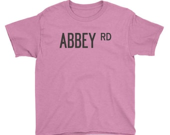 Youth Abbey Road T-Shirt Beatles 1960s