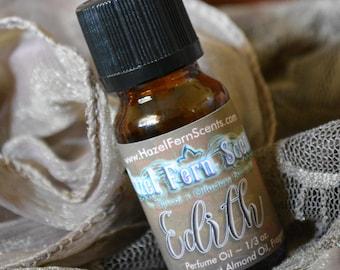 Sandalwood Chocolate Perfume - German Chocolate Perfume - Vetiver Espresso Perfume - Sandalwood Fragrance - Dark Perfume - Edith Perfume