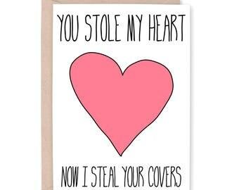 Card for husband  Etsy