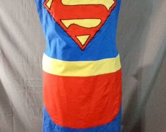 Men's Superman Apron