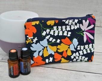 Essential Oil Bag, Essential Oil Storage Bag Essential Oil Carrying Case Bag, Essential Oil Storage, Essential Oil Clutch Style Bag