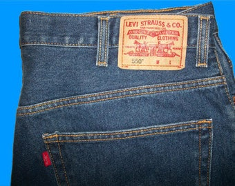 Levis 550 Regular Fit - Like New - All Sizes