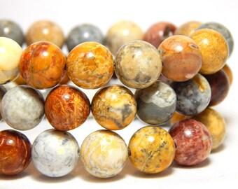 8mm Sky Eye Jasper Gemstone Beads, Sky Eye Jasper Beads, 8mm Jasper, 8mm Gemstones, Colorful Beads, Sky Eye Jasper Gemstones, Jasper, B-38D