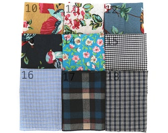 Pocket squares - Handkerchiefs - Patterns