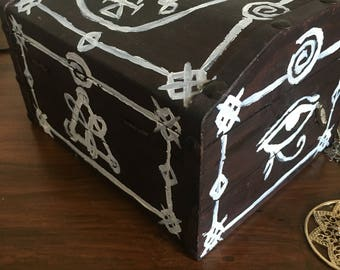 Supernatural cursed box