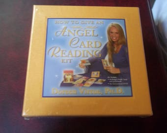DOREEN VIRTUE - How to Give an Angel Card Reading Kit