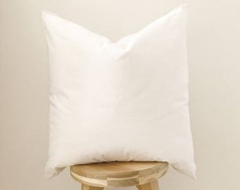 INSERT - 20x20 Down Alternative Pillow