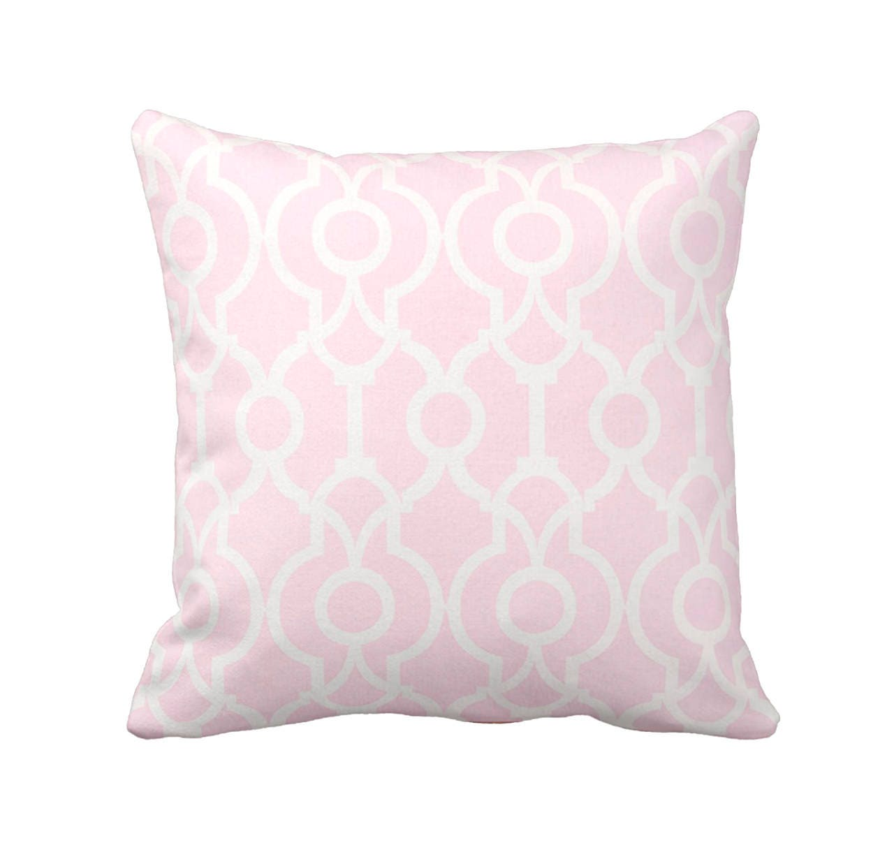 Blush Pink Decorative Pillow : Millennial Pink Pillow Cover Blush Pink Pillows Pink Throw