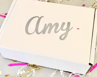 Gift Box Sets - Customized with name