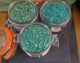 Bath salts - Dead sea - Monoi - Blue Lagoon salt