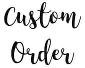 2 Custom 4 Inch Cutouts