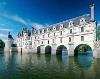 France Chateau de Chenonceau placemat